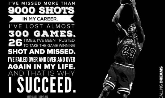Succes in Failure