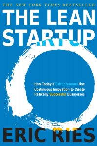 The Lean startup voorkant